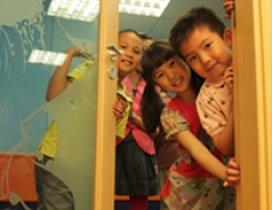 北京迪士尼英语照片