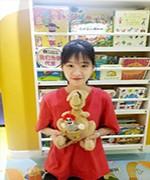 武汉亲亲袋鼠国际早教中心-Amy老师