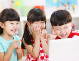 北京大嘴豆豆青少儿英语照片