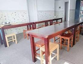 整洁的教室