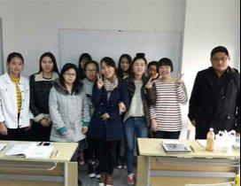 宁波首尔韩语学校照片