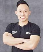西安567GO健身教练培训-李冠男