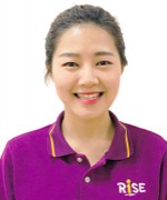 杭州瑞思英语-Lily老师