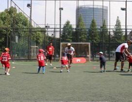 上海天行达阵橄榄球学院照片