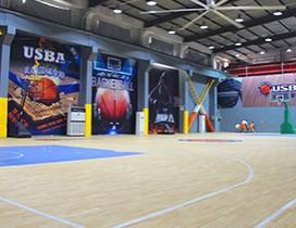 无锡USBA美国篮球学院照片