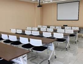 明亮的教室