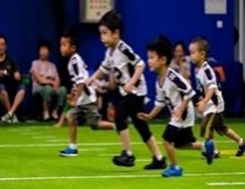 杭州巨石达阵青少年美式橄榄球学院照片