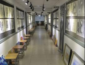 青岛明佳美术学校照片