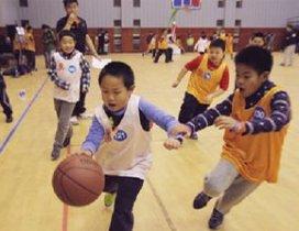 北京小飞人篮球俱乐部照片