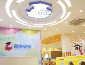 上海鲱鱼宝宝早教照片