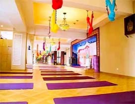 西安雨桐瑜伽照片