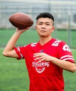 上海巨石达阵青少年美式橄榄球学院-乐忠浩
