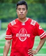 武汉巨石达阵青少年美式橄榄球学院-闵锐