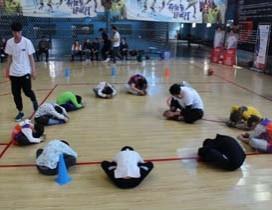 武汉极光篮球俱乐部照片
