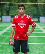 巨石达阵青少年美式橄榄球学院-闵锐