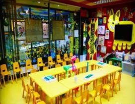 武汉杨梅红国际私立美校照片