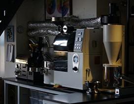 成都百瑞斯塔咖啡学院照片