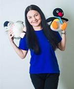 青岛企鹅家族英语-Elena