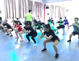 武汉诺韦耐德健身培训学院照片