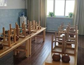 宽敞的教室