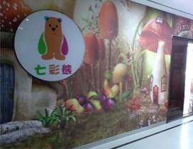 青岛七彩熊艺术培训照片
