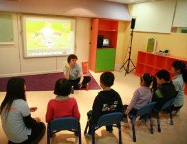 重庆励步国际儿童英语照片