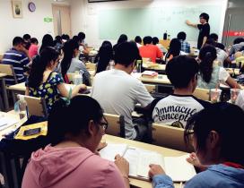 无锡昂立日语培训学校照片