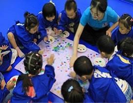 宁波赢在起点早教中心照片