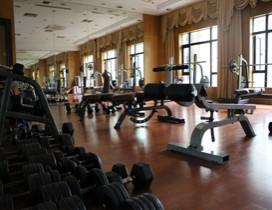 武汉空中健身学院照片