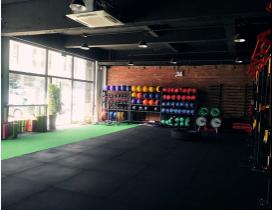 大连567GO健身教练培训照片