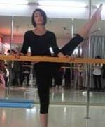 北京宁宁钢管舞培训学校-洋洋老师