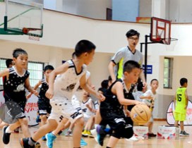 杭州热动体育照片