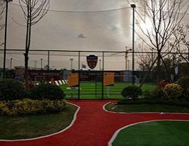 成都拉玛足球学院照片