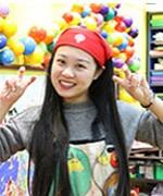 合肥杨梅红国际私立美校-朱佳慧