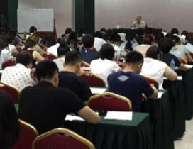 天津万国法考照片