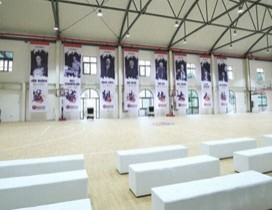 天津USBA美国篮球学院照片