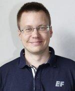 合肥英孚教育-Fredrik Bjorklund