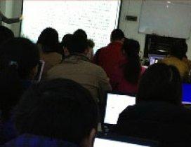 四川希达造价学校照片