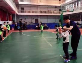 武汉学林篮球俱乐部照片