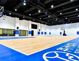 上海英米篮球俱乐部照片