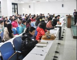 郑州博睿教育照片