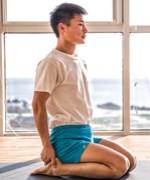 青岛印想瑜伽-李九明