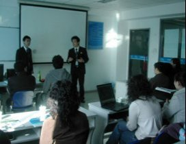 杭州北大青鸟IT学校照片