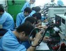 深圳立诚电脑维修学校照片