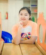 郑州金宝贝早教中心-Cathy