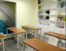 安静的自习室