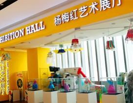杭州杨梅红国际私立美校照片