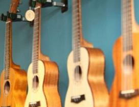 北京乌克里里吉他中心照片