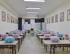 湖南花儿化妆培训学校照片