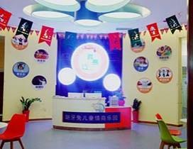 长沙龅牙兔儿童情商乐园照片